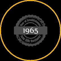 Year of Establishment 1965